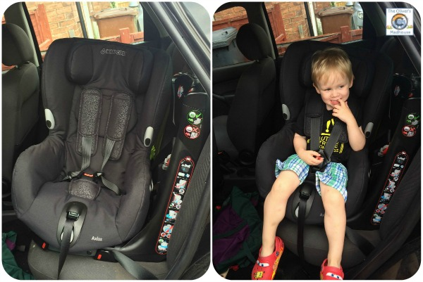 Review: Maxi-Cosi Axiss Car Seat The Oliver\\\'s Madhouse