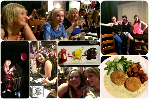 Fun, Friendships And Even Some Table Dancing! The Oliver\\\'s Madhouse