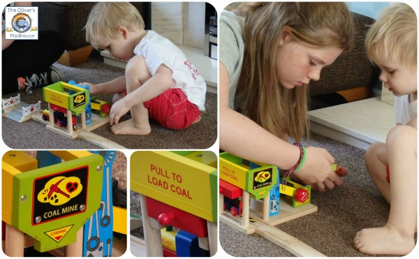 Review: Bigjigs Rail Coal Loader The Oliver\\\'s Madhouse
