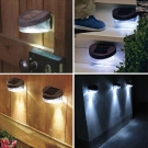 Giveaway: A Solar Powered Garden Light Bundle Worth Over £40 (Giveaway Now Closed) The Oliver\\\'s Madhouse