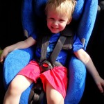 Review: Maxi-Cosi Axiss Car Seat Summer Cover