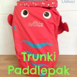 Review & Giveaway: Trunki PaddlePak