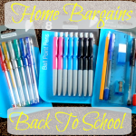Buying The Back To School Essentials At Home Bargains