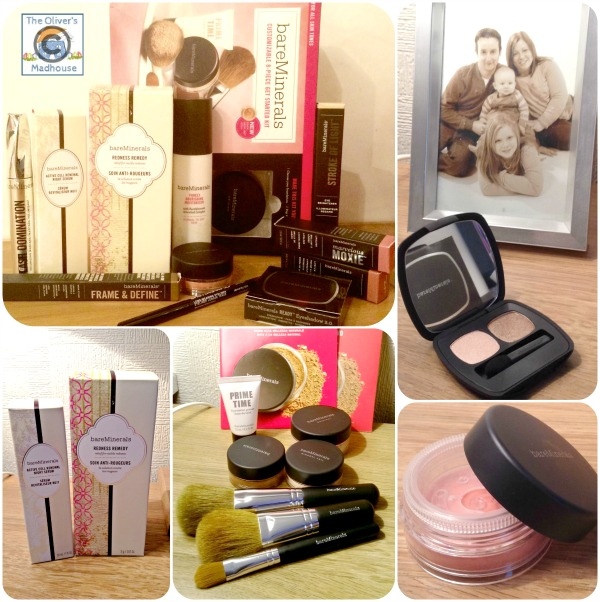 Review: bareMinerals Makeup  The Oliver\\\'s Madhouse
