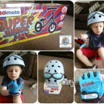 Active Family – Learning To Ride A Balance Bike