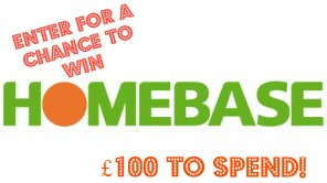 Blog Birthday Giveaway - £100 Homebase Voucher (Giveaway Now Closed) The Oliver\\\'s Madhouse