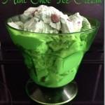 Blogger Guest Post – Mint Choc Chip Ice Cream Recipe