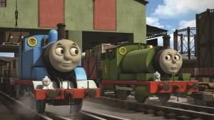 Thomas The Tank Engine's Home Of The Brave DVD The Oliver\\\'s Madhouse