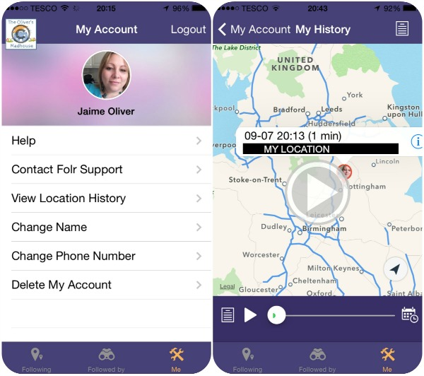 Is the Folr Family Locator App For Us? The Oliver\\\'s Madhouse