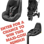 Blog Birthday Giveaway – Maxi-Cosi Birthday Bundle RRP £750 (Giveaway Now Closed)