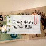 Saving Money On Our Bills