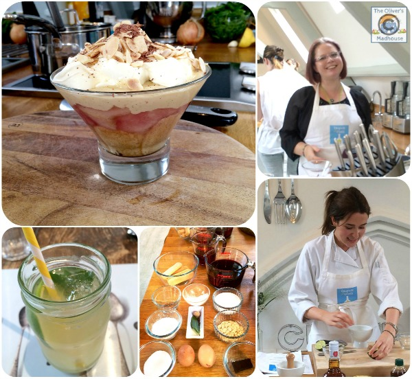 Jaime Oliver Learns To Cook ... With Recipes In Glass! The Oliver\\\'s Madhouse