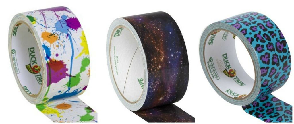 Duck Tape To The Rescue! Review & Giveaway (Giveaway Now Closed) The Oliver\\\'s Madhouse