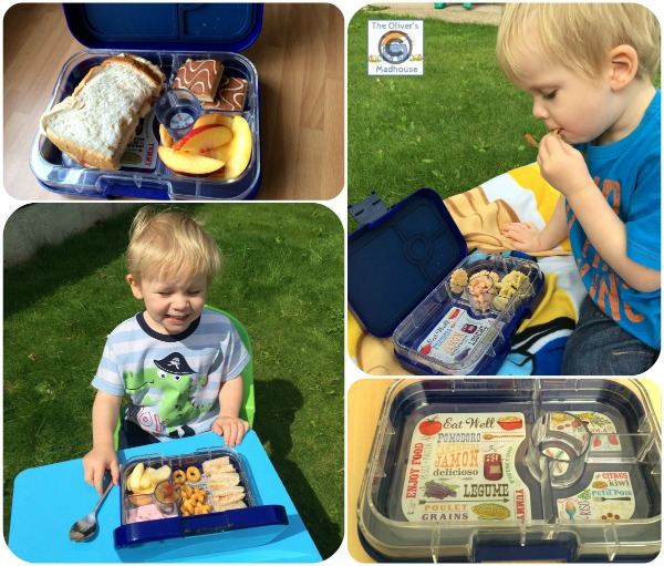 Review: Panino Yumbox The Oliver\\\'s Madhouse