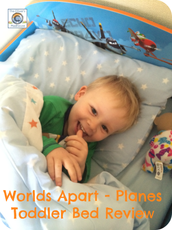 Planes Toddler Bed Review