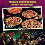 Teenage Mutant Ninja Turtles Powered By Pizza Hut – Review & Giveaway (Giveaway Now Closed)