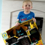 Fisher-Price Imaginext Batcave Review & Giveaway