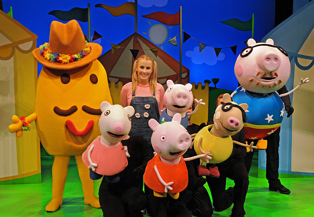 Peppa Pig's Big Splash UK Tour ... The Review The Oliver\\\'s Madhouse