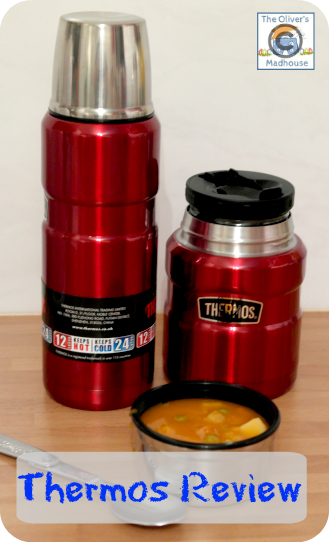 Soup Slurping And A Thermos Review The Oliver\\\'s Madhouse
