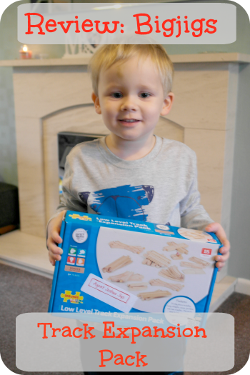 Review: Bigjigs Low Level Track Expansion Pack The Oliver\\\'s Madhouse