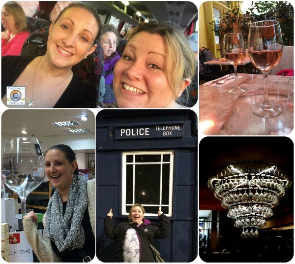 My Girlie Christmas Shopping Coach Trip The Oliver\\\'s Madhouse