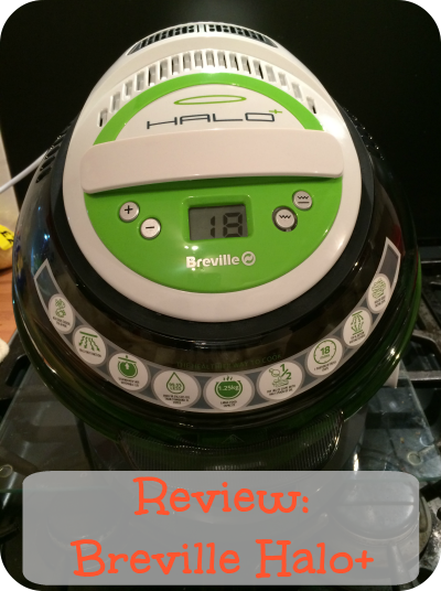 review breville halo+