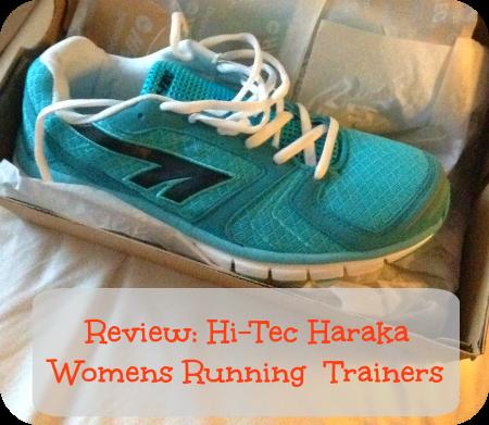 review hi tec haraka trainers