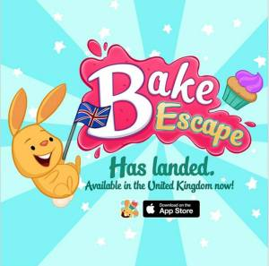 The Bake Escape App Addiction Plus Giveaway (Giveaway Now Closed) The Oliver\\\'s Madhouse