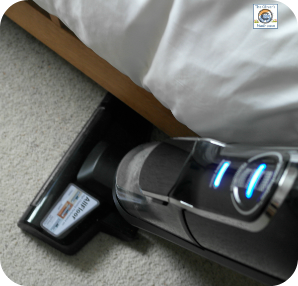 Review: BOSCH Athlet 18V Cordless Upright Vacuum Cleaner The Oliver\\\'s Madhouse