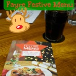 Festive Food At Brewers Fayre… A Review