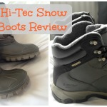 Being Prepared For Snow With Hi-Tec