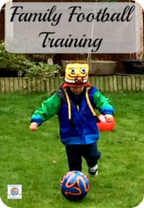 Active Family - Family Football Training The Oliver\\\'s Madhouse