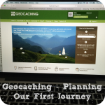 Active Family – Geocaching Planning Our First Journey