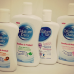 Review & Giveaway: Oilatum Daily Range Bundle (giveaway now closed)
