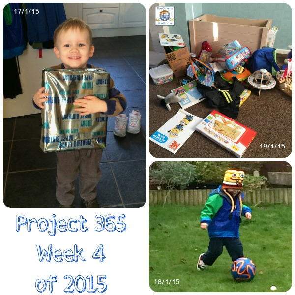 Project 365 Week 4 of 2015 The Oliver\\\'s Madhouse
