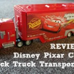 Review: Disney Pixar Cars Mack Truck Transporter