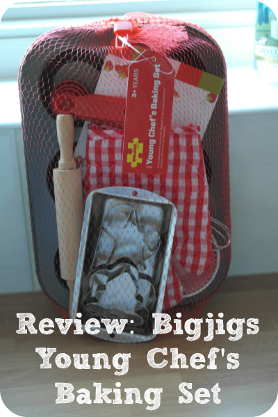 Review: Bigjigs Young Chef's Baking Set The Oliver\\\'s Madhouse