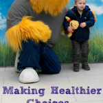 Making Healthier Choices – Honey Monster Puffs