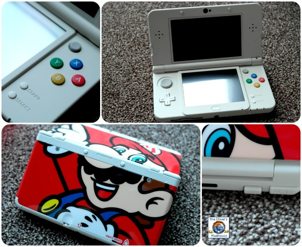 Review: New Nintendo 3ds Console The Oliver\\\'s Madhouse