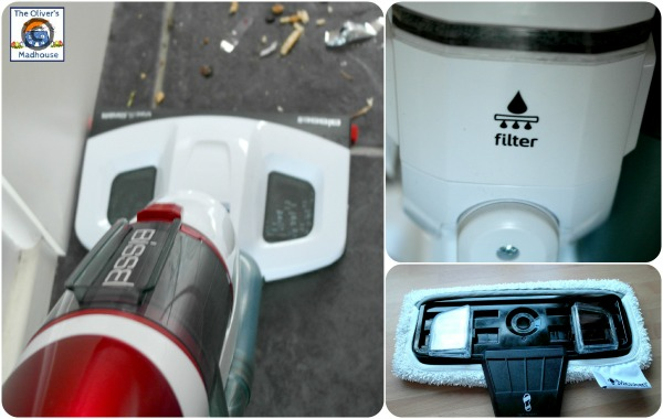 Review: Bissell Vac & Steam All In One Cleaner The Oliver\\\'s Madhouse