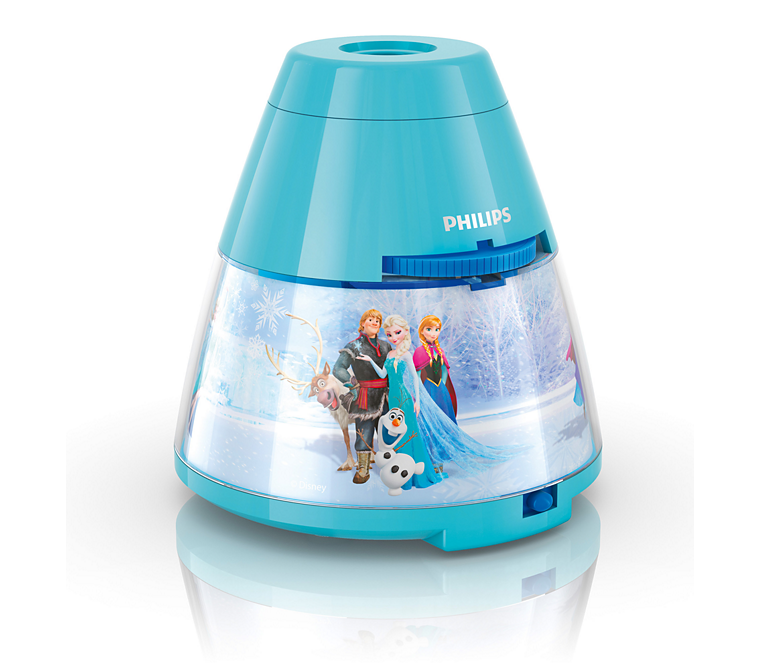 Philips Disney Frozen Night Light Giveaway (Giveaway Now Closed) The Oliver\\\'s Madhouse