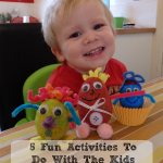 5 Fun Activities To Do With The Kids This Easter