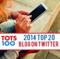 Tots100 Top 20 Blog On Twitter