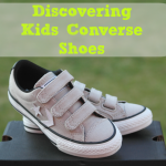 Discovering Kids Converse Shoes