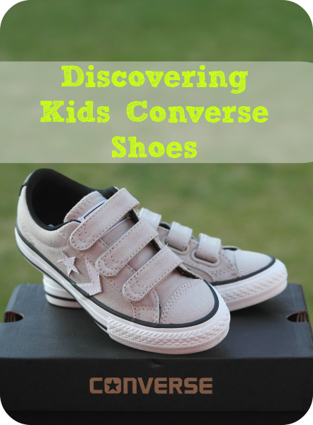 Discovering Kids Converse Shoes The Oliver\\\'s Madhouse