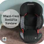 Review: Maxi-Cosi RodiFix Child Car Seat