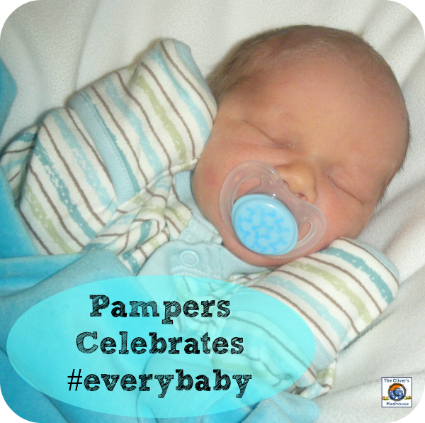 Pampers Celebrates #everybaby