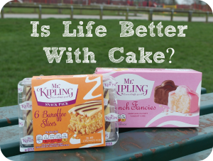Is Life Better With Cake? The Oliver\\\'s Madhouse