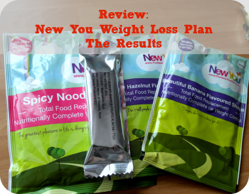 Review: New You Weight Loss Plan - The Results The Oliver\\\'s Madhouse