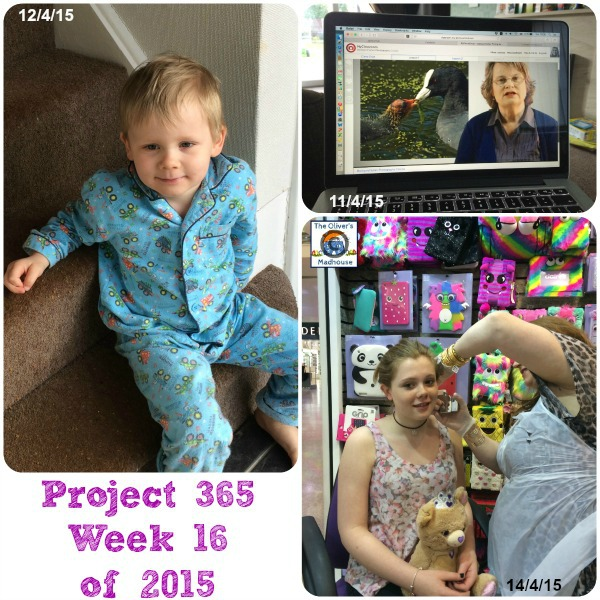 Project 365 Week 16 of 2015 The Oliver\\\'s Madhouse